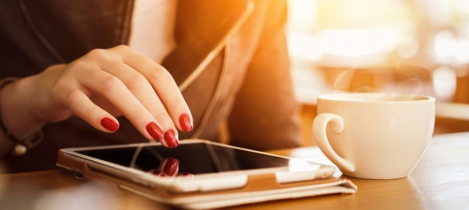 Tablet – kompromis pomiędzy telefonem a laptopem